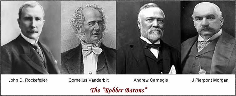 Robber Barons vs Industrial Giants - History Guide - LibGuides at ...