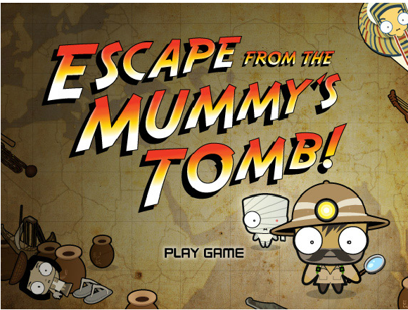 Escape from the Mummy's Tomb