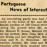 Portuguese News of Interest