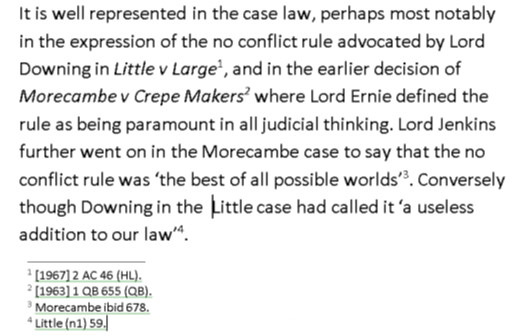 referencing law libguides at swansea university here we have some examples of oscola referencing in an essay