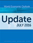 World Economic Outlook July 2016