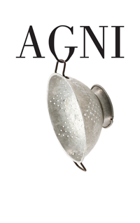 AGNI American short fiction