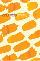 cover of Columbia Poetry Review