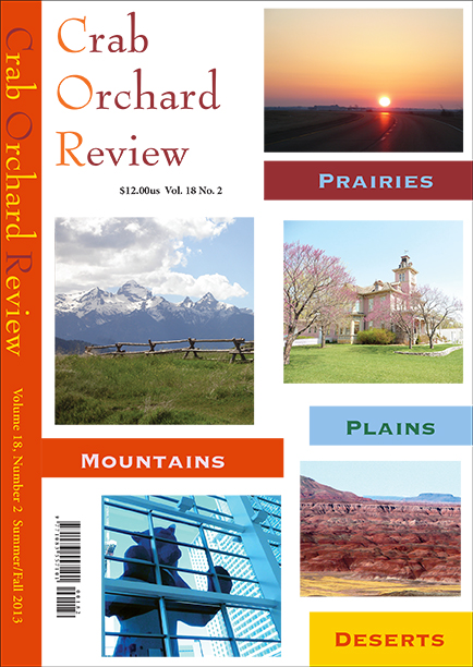 Crab Orchard Review cover