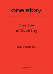 One Story – the Joy of cooking, red cover