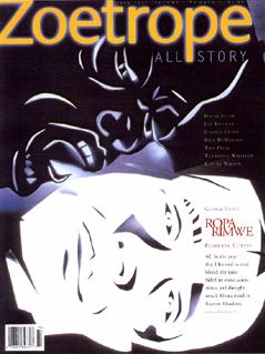 Zoetrope All Story cover