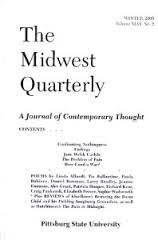 The Midwest Quarterly, a journal of contemporary thought