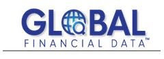 Global Financial Data link