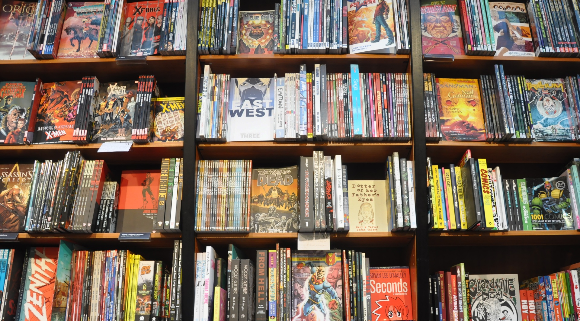 Image result for graphic novels in libraries