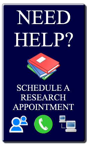 Need help? Schedule a research appointment.