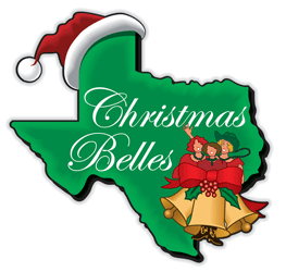 poster from production of Christmas Belles
