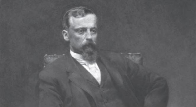Henryk Sienkiewicz portrait