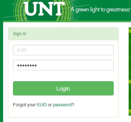 Awesome My UNT.edu On Unt Blackboard