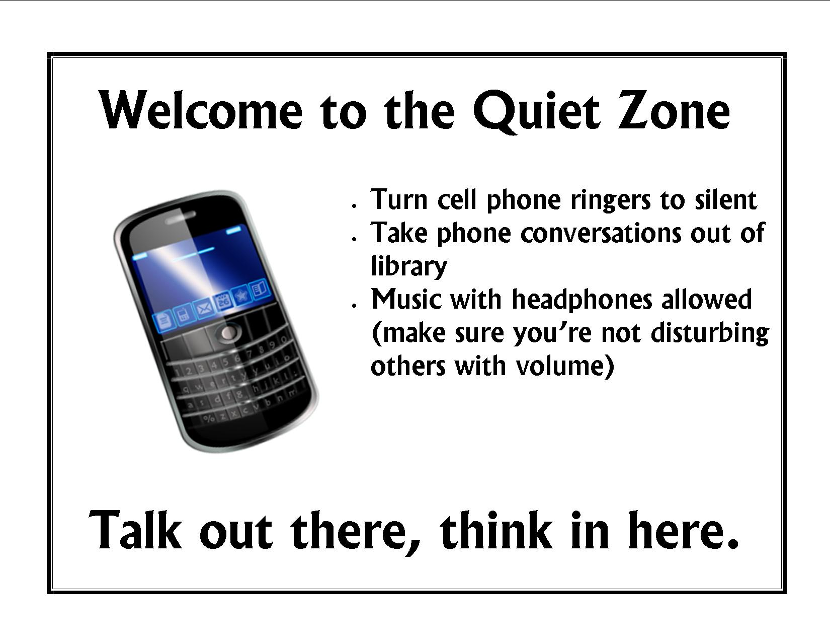 silent cell phone