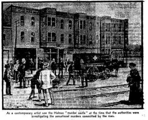 The Murders Of H H Holmes The Devil In The White City Murder