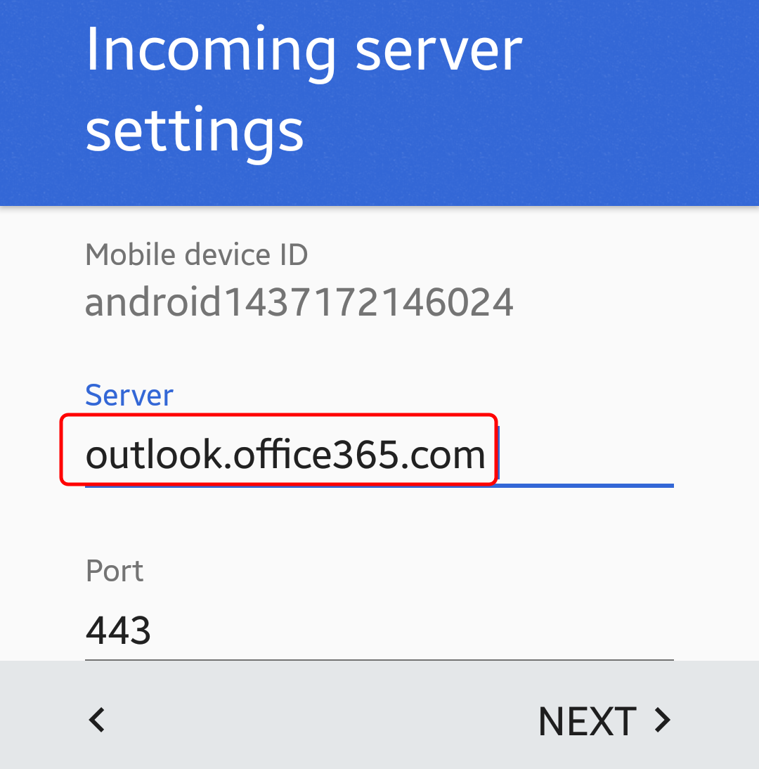 office 365 email set up guide