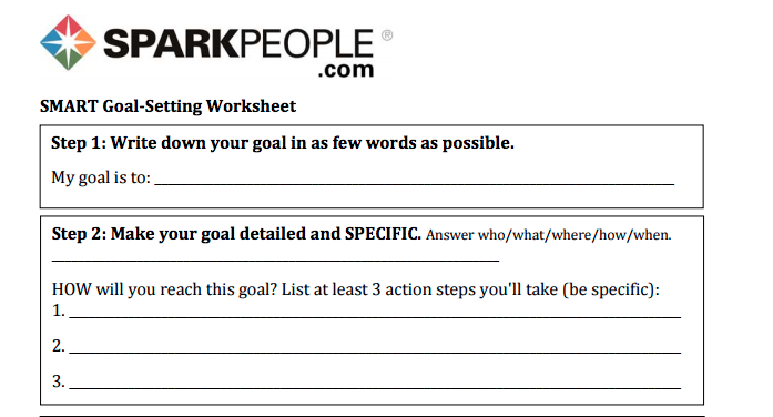 Va worksheet smart goals va worksheet smart goals due to beansmith goal setting the heart and the fist research guides at virginia tech ibookread PDF