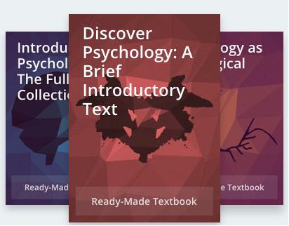 NOBA Project textbooks