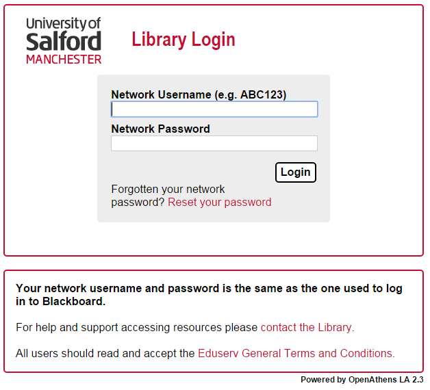Should I login to Library Search? - Ask The Library
