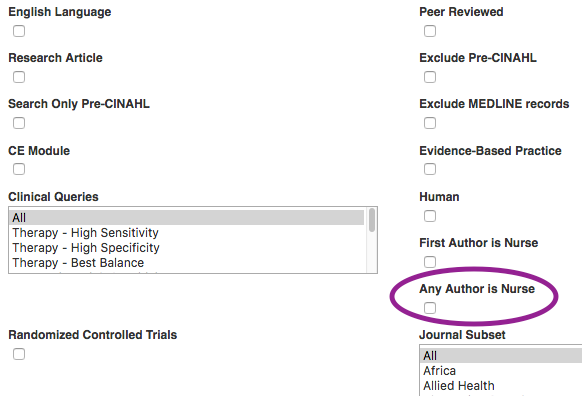 What is included in a nursing peer review sample?