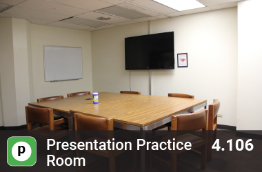 Perry-Castañeda Library (Presentation Practice Rooms) - Group ...
