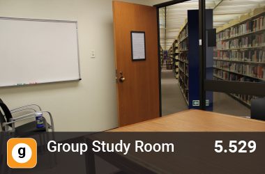 Perry-Castañeda Library (Group Study Rooms) - Group Study Room ...