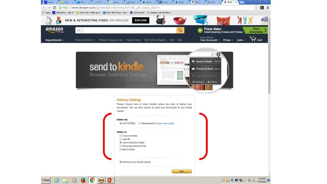 Kindle download ipad ebook