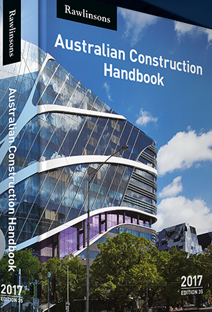Cover Art - Australian Construction Handbook