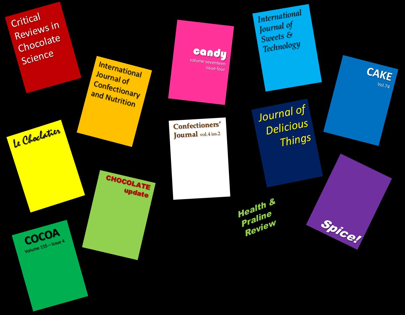 All 12 journals