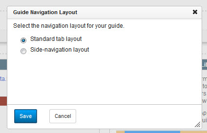 layout guide navigation best practices for creating guides in