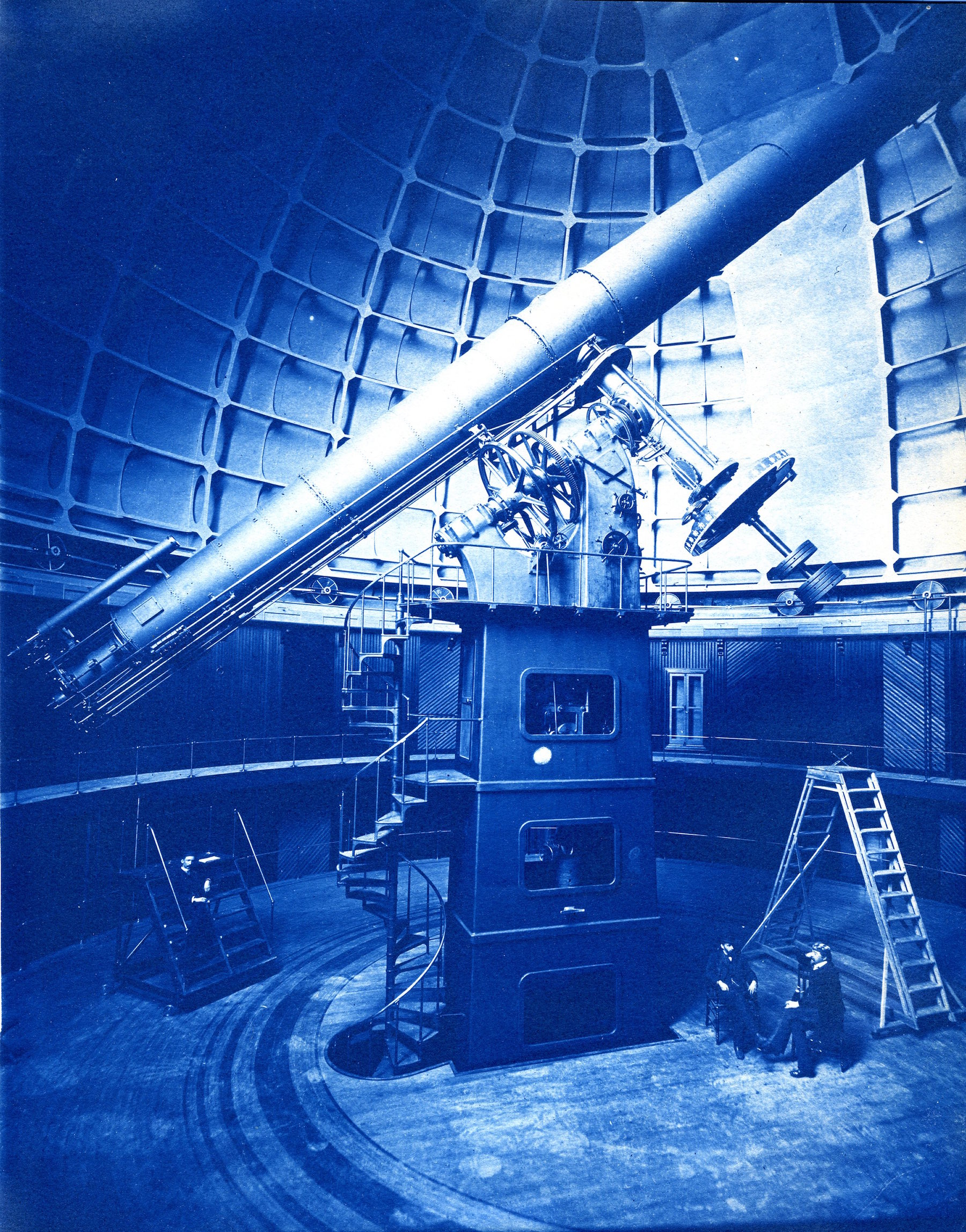 "36-inch refractor, the ""Great Lick Refractor"""