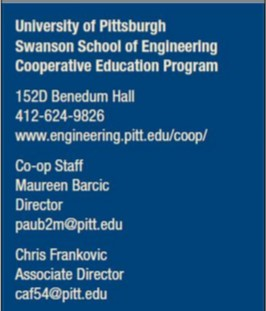 resumes and cover letters engineering co op program oakland