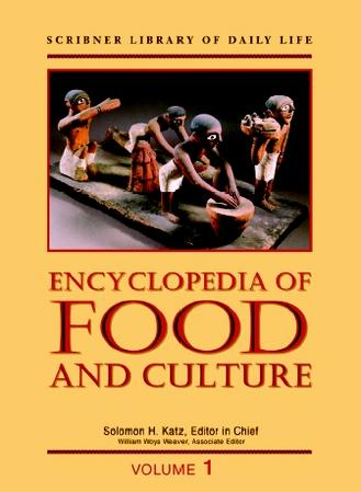 encyclopedia of food and culture cover