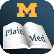 Designed for iPhone and iPad by the University of Michigan