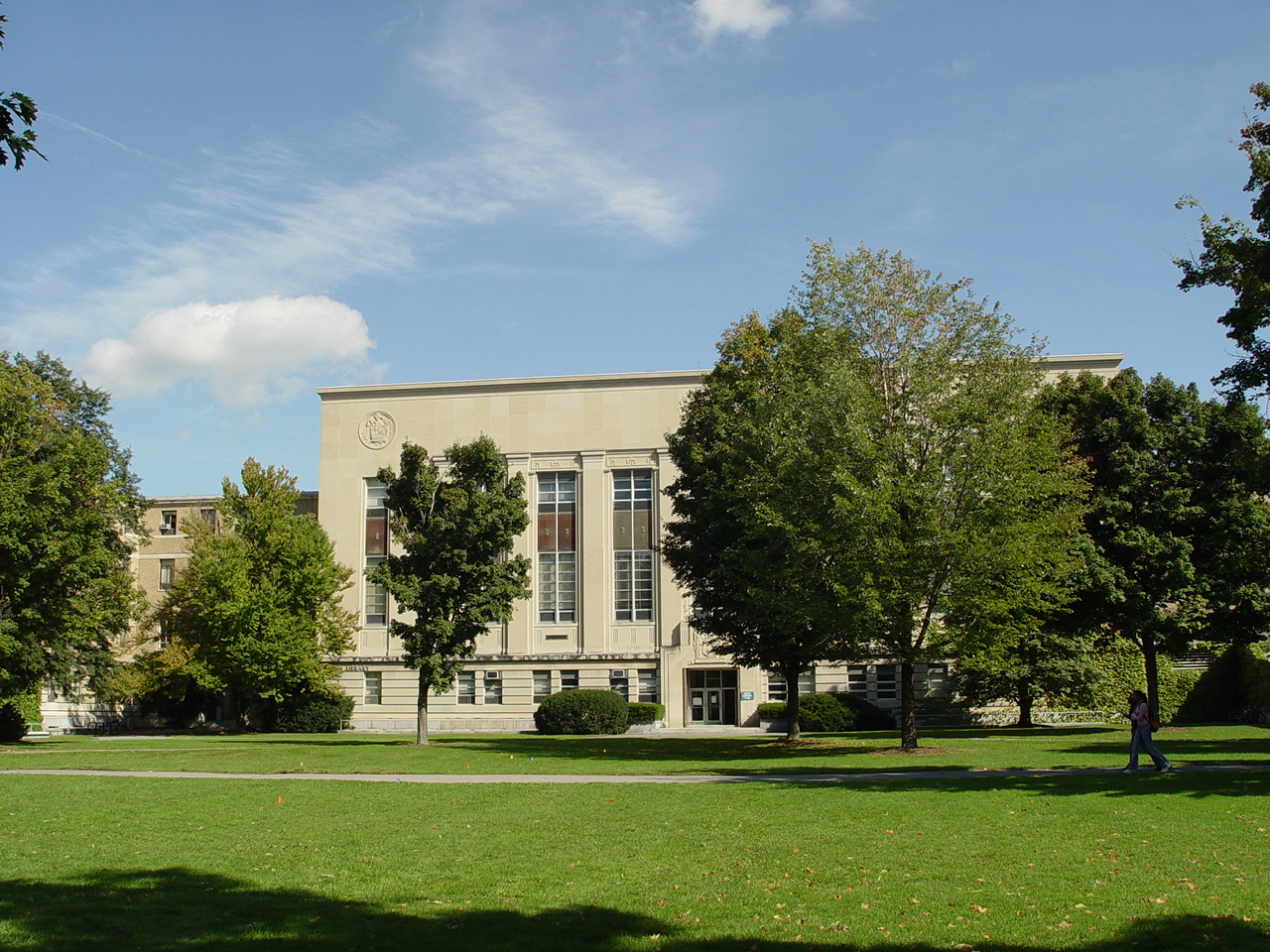 Mann Library Building