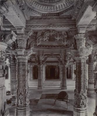 Dilwara temple in India