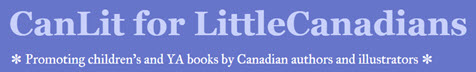 CanLit for Little Canadians logo