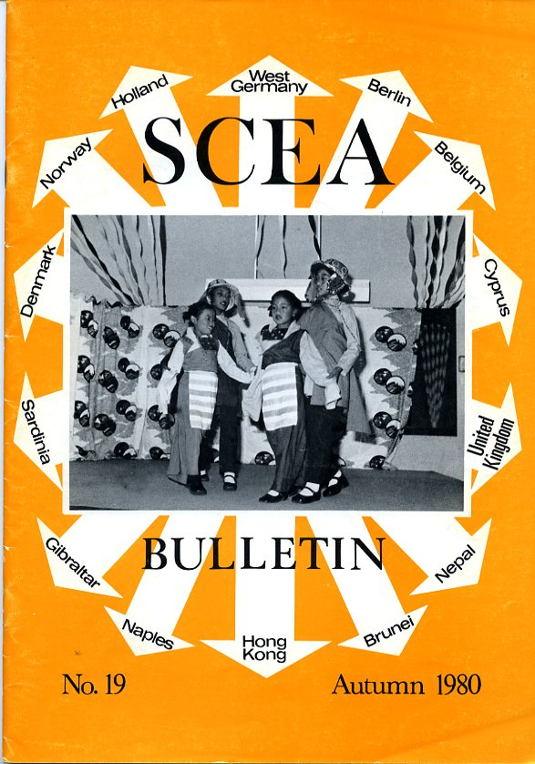 Service Children's Education Authority Publication, No. 19, 1980 (BFE/A/3/1)