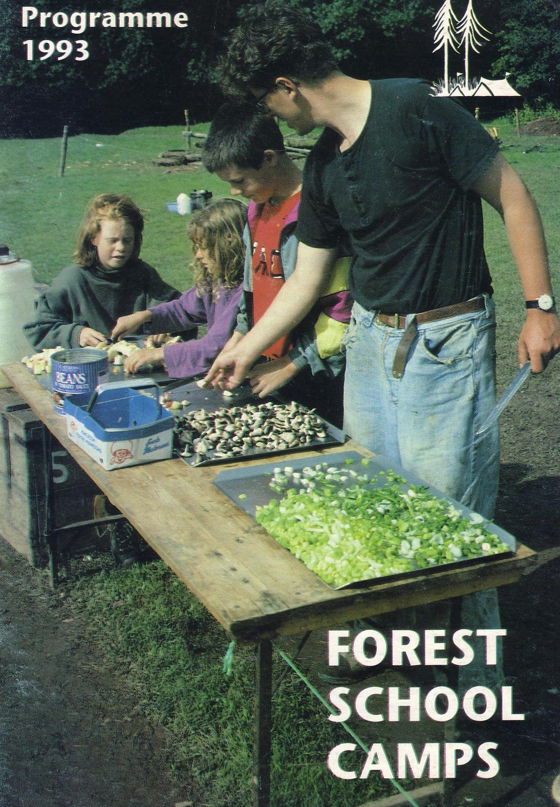 Forest School Camps Programme 1993 (FSC/3/1/47)