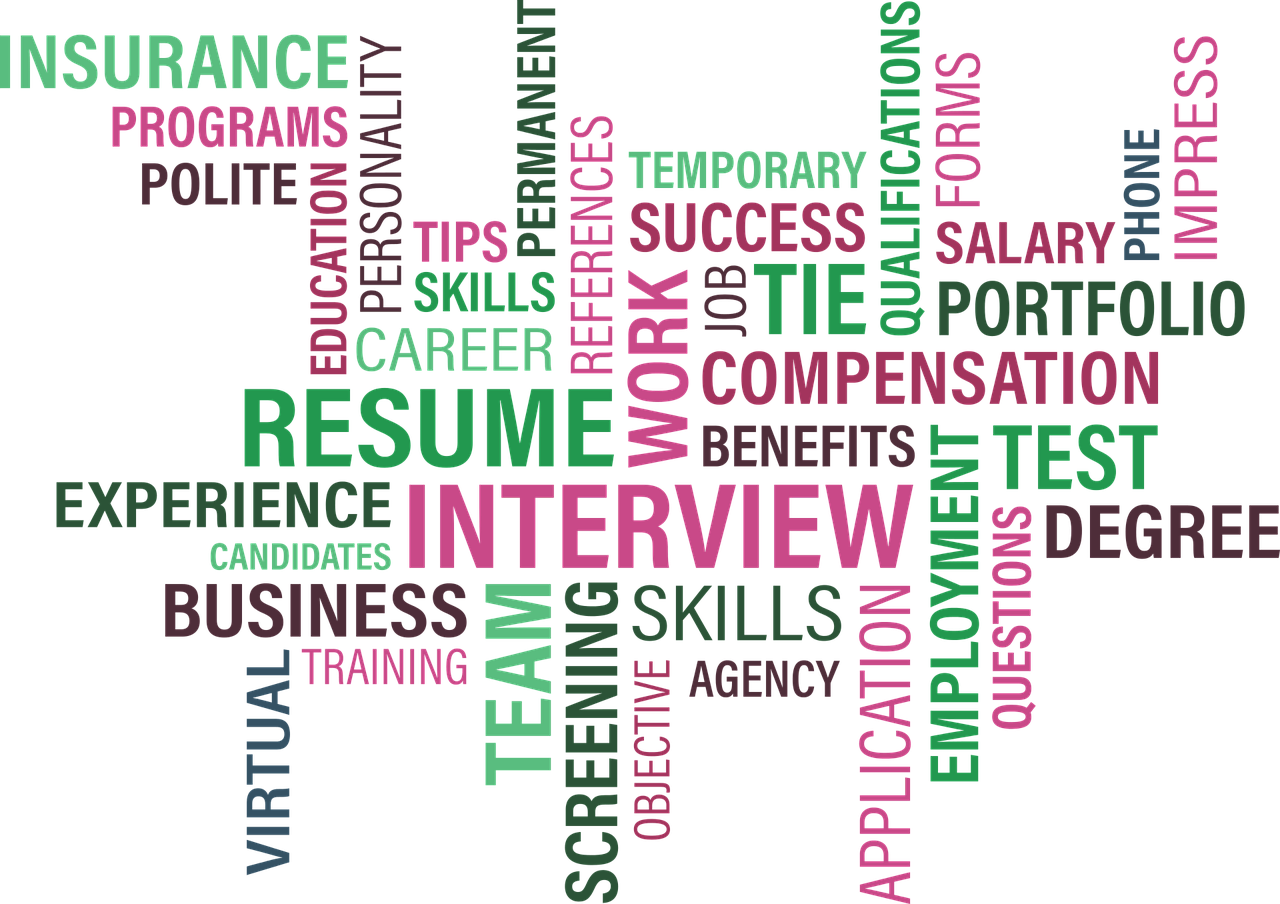 job application advice