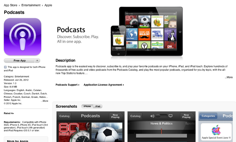 How to Access Podcasts - Podcasts - LibGuides at Hilbert College