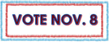 Vote Nov. 8