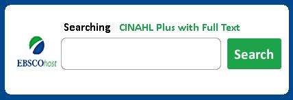CINAHL plus Full Text