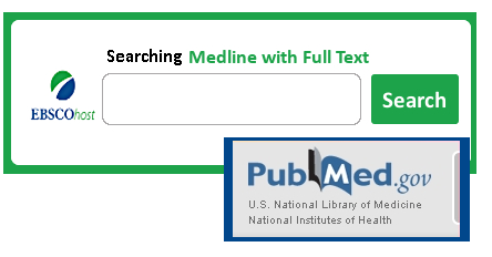Two versions of Medline