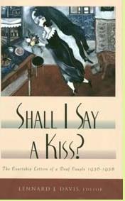 Shall I Say a Kiss?