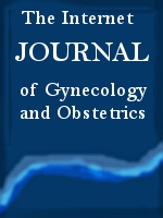 Internet Journal of Gynecology and Obstetrics