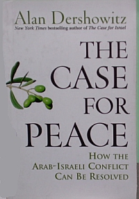 cover from the Case for Peace