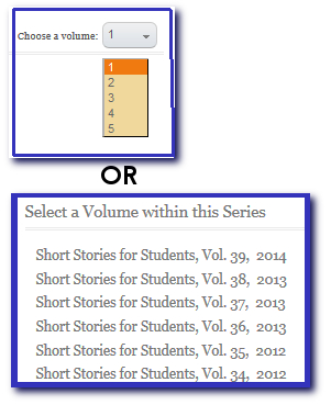 Choose For Students which does not have an original button