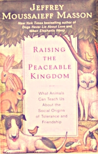 cover from Raising the Peaceable Kingdom