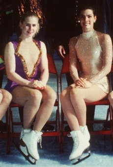 Tonya Hard ing and Nancy Kerrigan